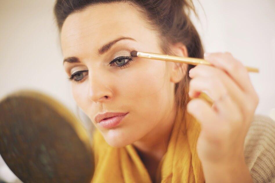 makeup instruction