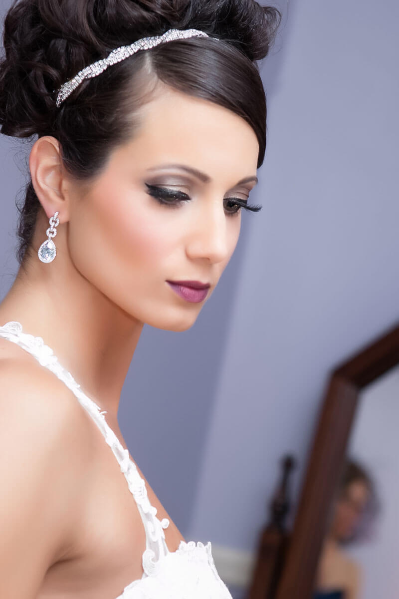 shelbydines wedding makeup pennsylvania